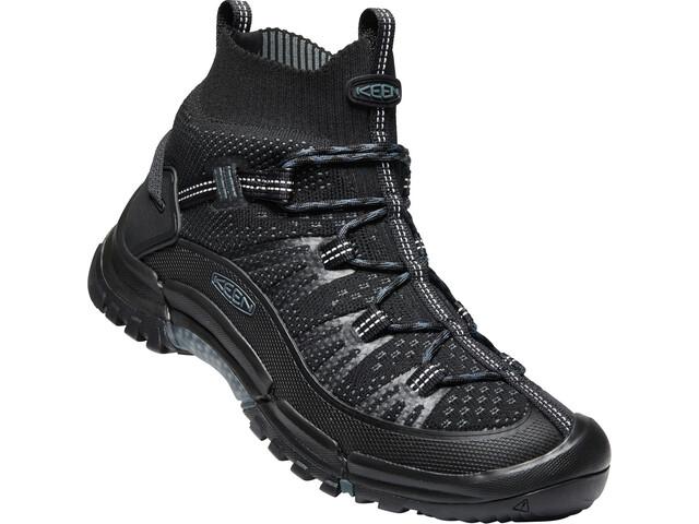 Keen Targhee Evo Mid Shoes Herren black/slate